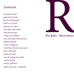 gedicht-zoektocht